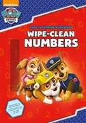 PAW Patrol: Wipe-Clean Numbers