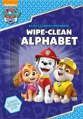 PAW Patrol: Wipe-Clean Alphabet