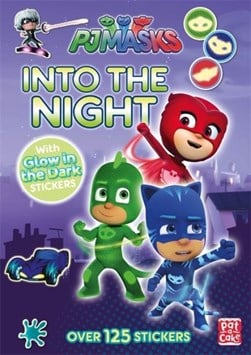 PJ Masks: Into the Night by Pat-a-Cake