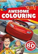 PIXAR: Awesome Colouring