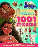 MOANA: 1001 Stickers