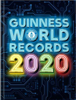 Guinness world records 2020 by
