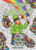 Where's Larry? The Colouring Book