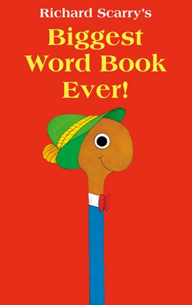 Biggest word book ever by Richard Scarry