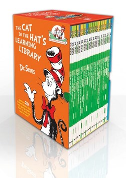 The Cat in the Hat's Learning Library by Dr. Seuss