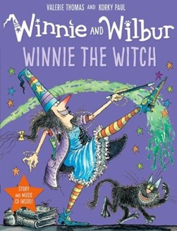 Winnie the Witch by Valérie Thomas