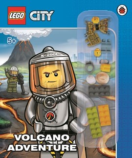 Lego City Volcanic Explorers with Minifigure H/B by