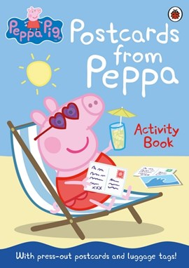 Peppa Pig Postcards From Peppa P/B by