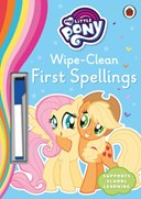 My Little Pony - Wipe-Clean First Spellings