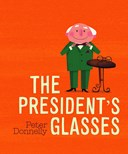 The president's glasses