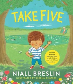 Book Cover of Take Five by Niall Breslin