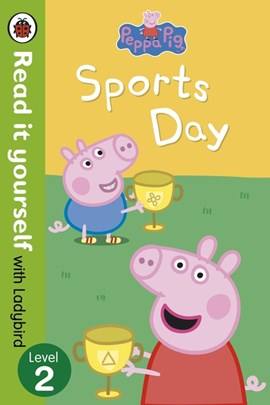 Sports day by Lorraine Horsley