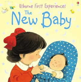The new baby by Anne Civardi