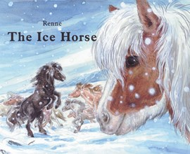 The ice horse by Renne