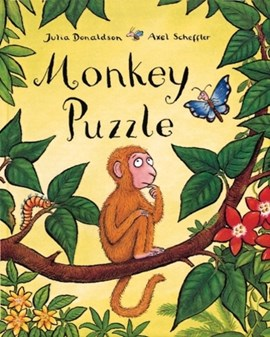 Monkey puzzle by Julia Donaldson