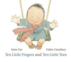 Ten little fingers and ten little toes by Mem Fox