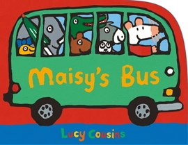 Maisy's bus by Lucy Cousins
