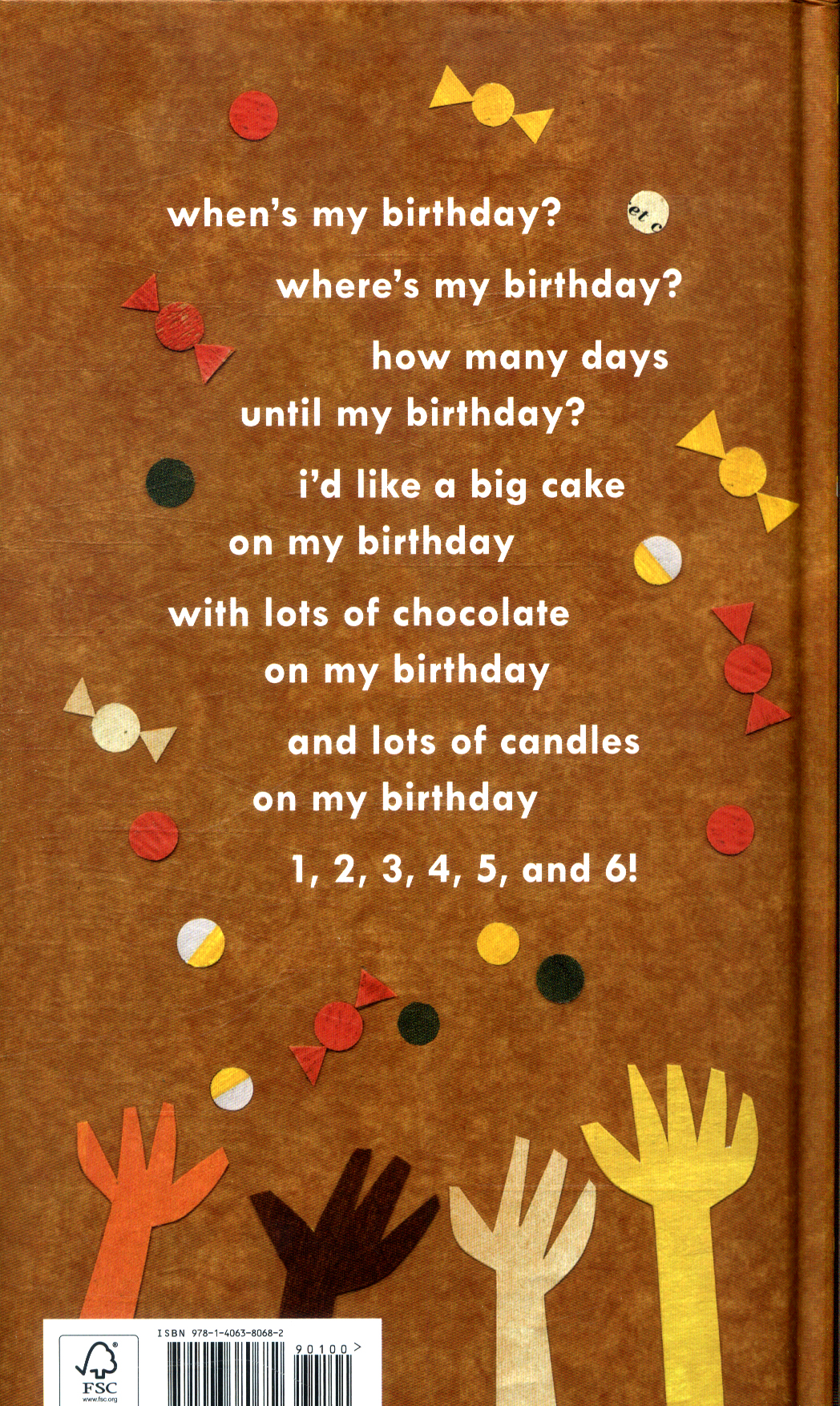 Buy When S My Birthday Book At Easons
