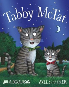 Tabby McTat Tenth Anniversary Edition P/B by Julia Donaldson
