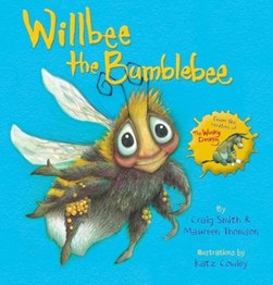 Book cover of Willbee the Bumblebee by Craig Smith
