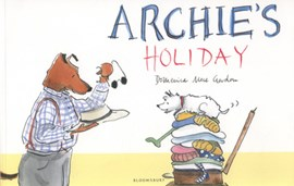 Archie's holiday by Domenica More Gordon