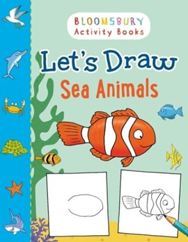 Let's Draw Sea Animals by