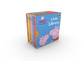 Peppa Pig's little library by