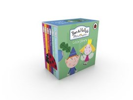 Ben and Holly's little kingdom little library by