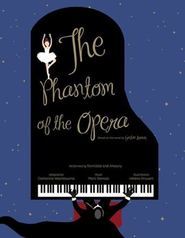 The Phantom of the Opera by Catherine Washbourne