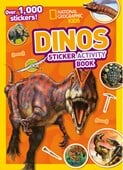 Dinos Sticker Activity Book
