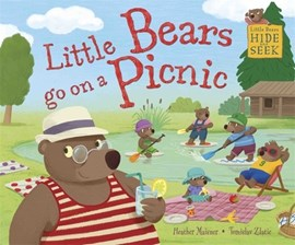 Little Bears go on a picnic by Heather Maisner
