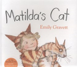 Matildas Cat  P/B by Emily Gravett
