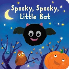 Spooky Spooky Little Bat P/B (FS) by Parragon Books