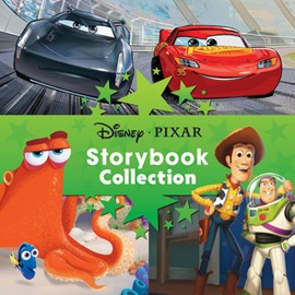 Disney Pixar Storybook Collection by Parragon Books Ltd