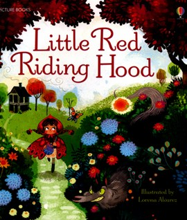Little Red Riding Hood by Rob Lloyd Jones