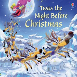 'Twas the night before Christmas by John Joven