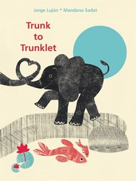 Trunk to trunklet by Jorge Lujan