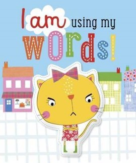 I Am Using My Words! by Jordan Collins