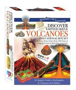 Volcanoes Activity Box Set (FS) by