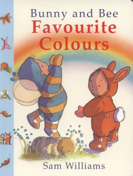 Favourite colours by Sam Williams