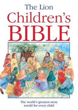 The Lion children's Bible by Pat Alexander