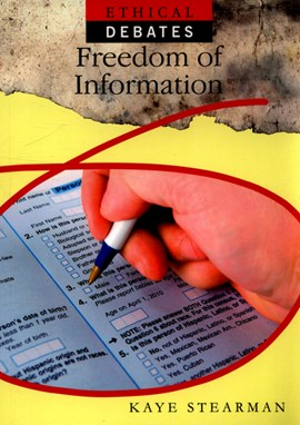 Freedom of information by Kaye Stearman