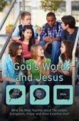 God's word and Jesus