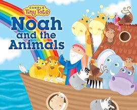 Noah and the Animals by Mrs Karen Williamson