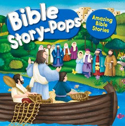 Amazing Bible stories by Juliet David
