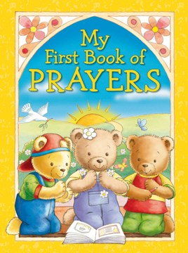 My first book of prayers by Jane Launchbury