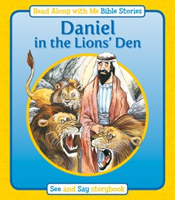 Daniel in the lion's den by Pamela Johnson