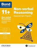 Non-verbal reasoning. 8-9 years Assessment papers