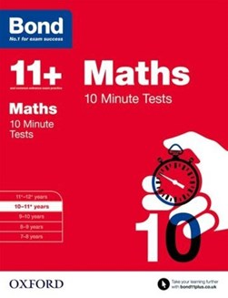 Maths. 10-11 years 10 minute tests by Andrew Baines