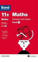 Maths. Pack 1 Standard test papers